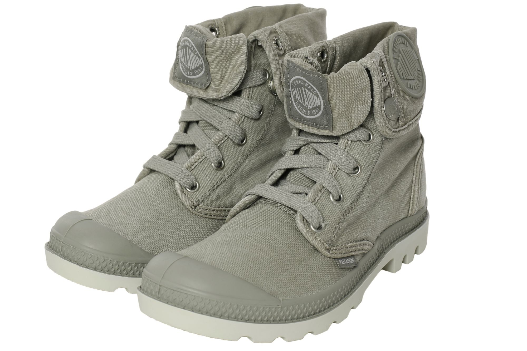 palladium baggy boots stiefel sneaker turnschuh canvas damen ebay. Black Bedroom Furniture Sets. Home Design Ideas