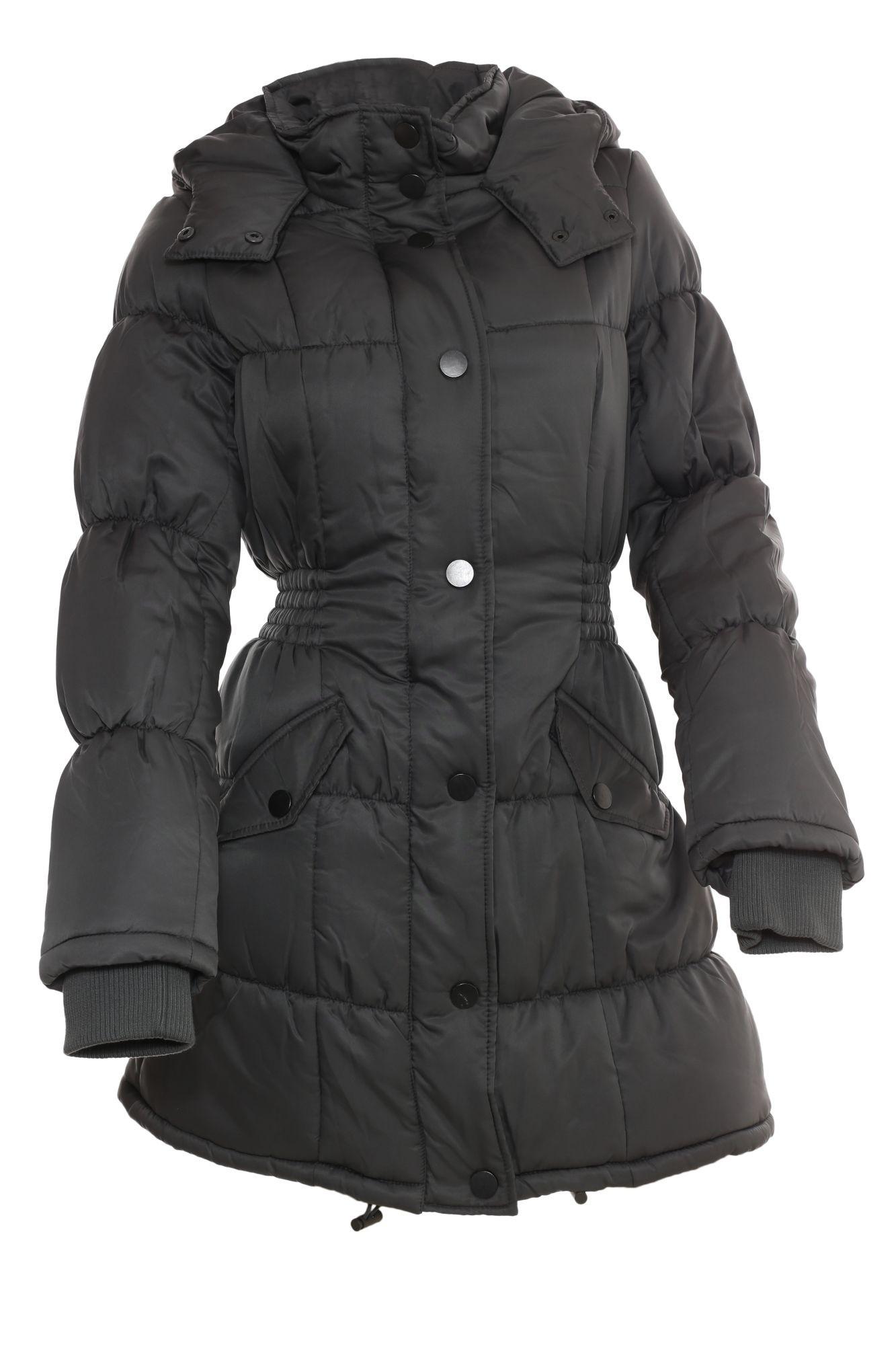 Vero-Moda-Damen-Wintermantel-Modell-Mojito