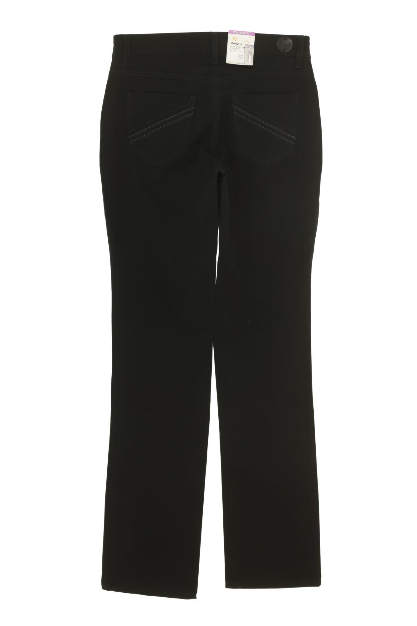 mac jeans melanie seam damen stretch gabardine ebay. Black Bedroom Furniture Sets. Home Design Ideas