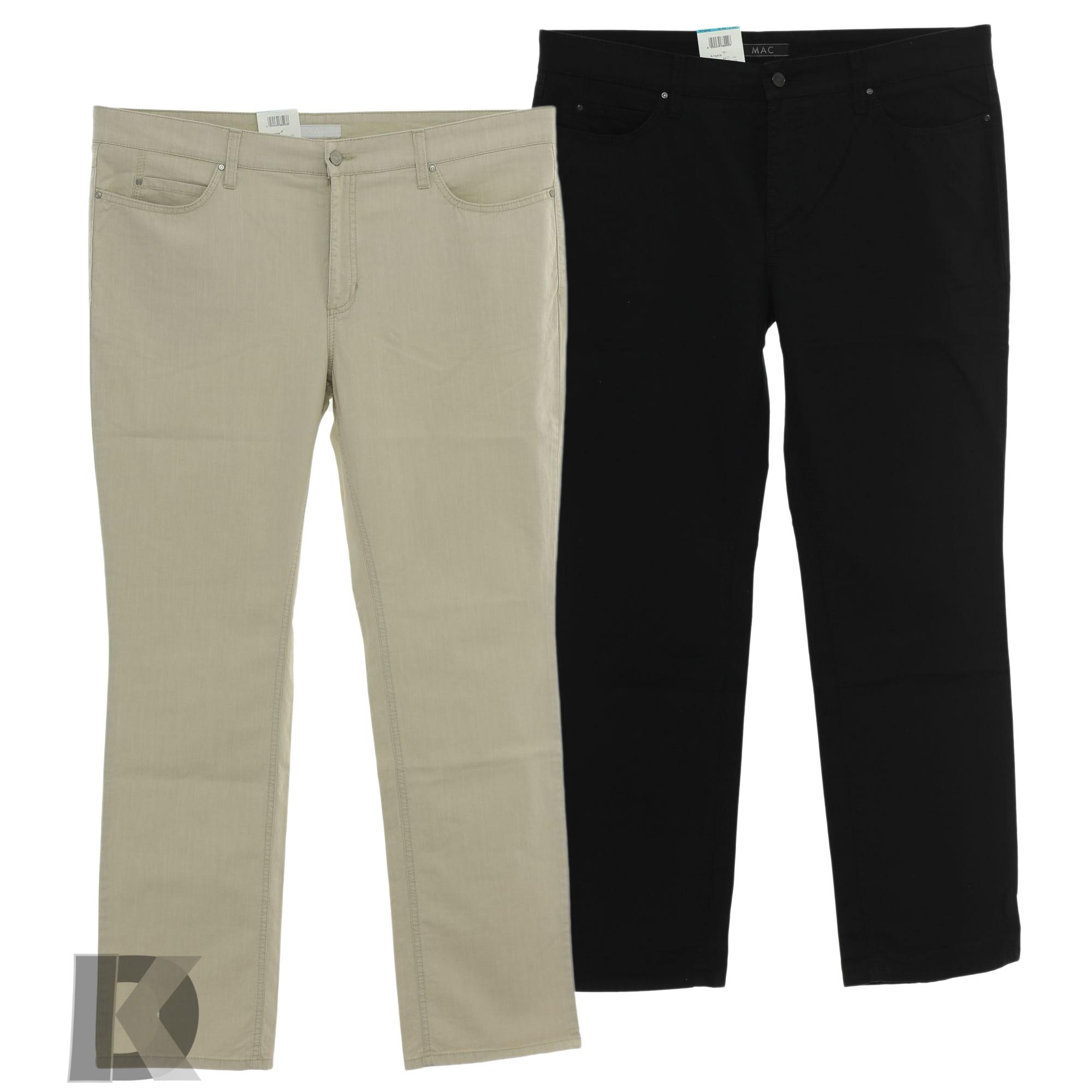 mac jeans angela sound damen stretch gabardine ebay. Black Bedroom Furniture Sets. Home Design Ideas