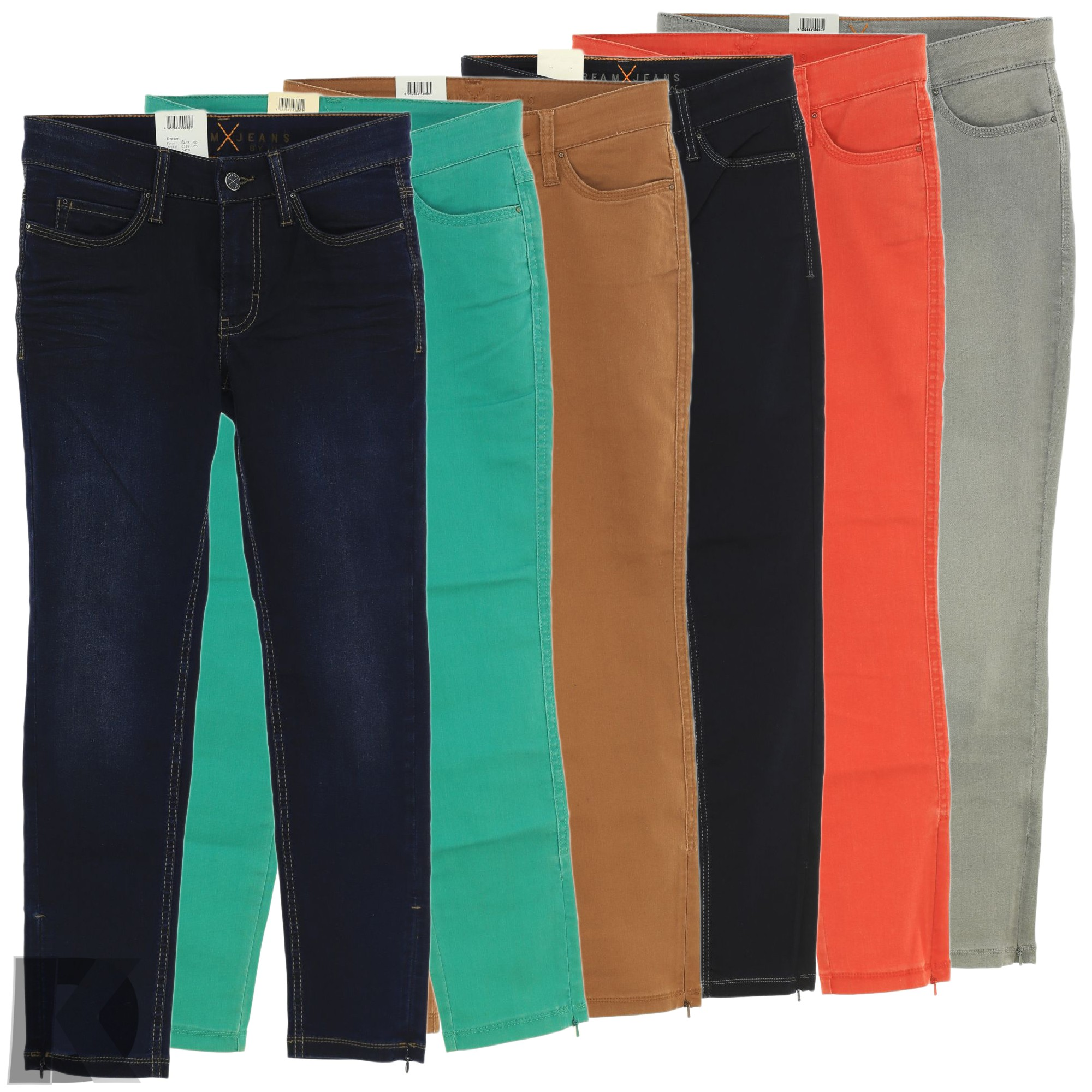 mac jeans dream skinny damen stretch ebay. Black Bedroom Furniture Sets. Home Design Ideas