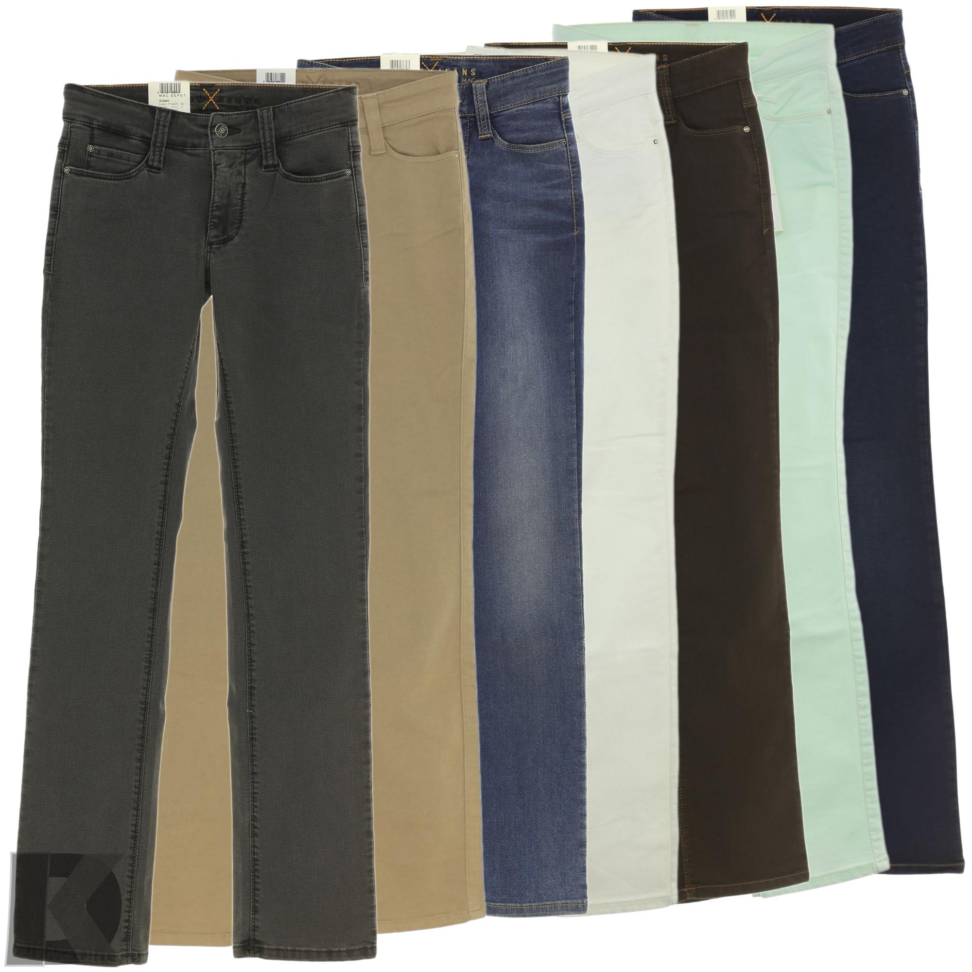mac jeans dream damen stretch ebay. Black Bedroom Furniture Sets. Home Design Ideas