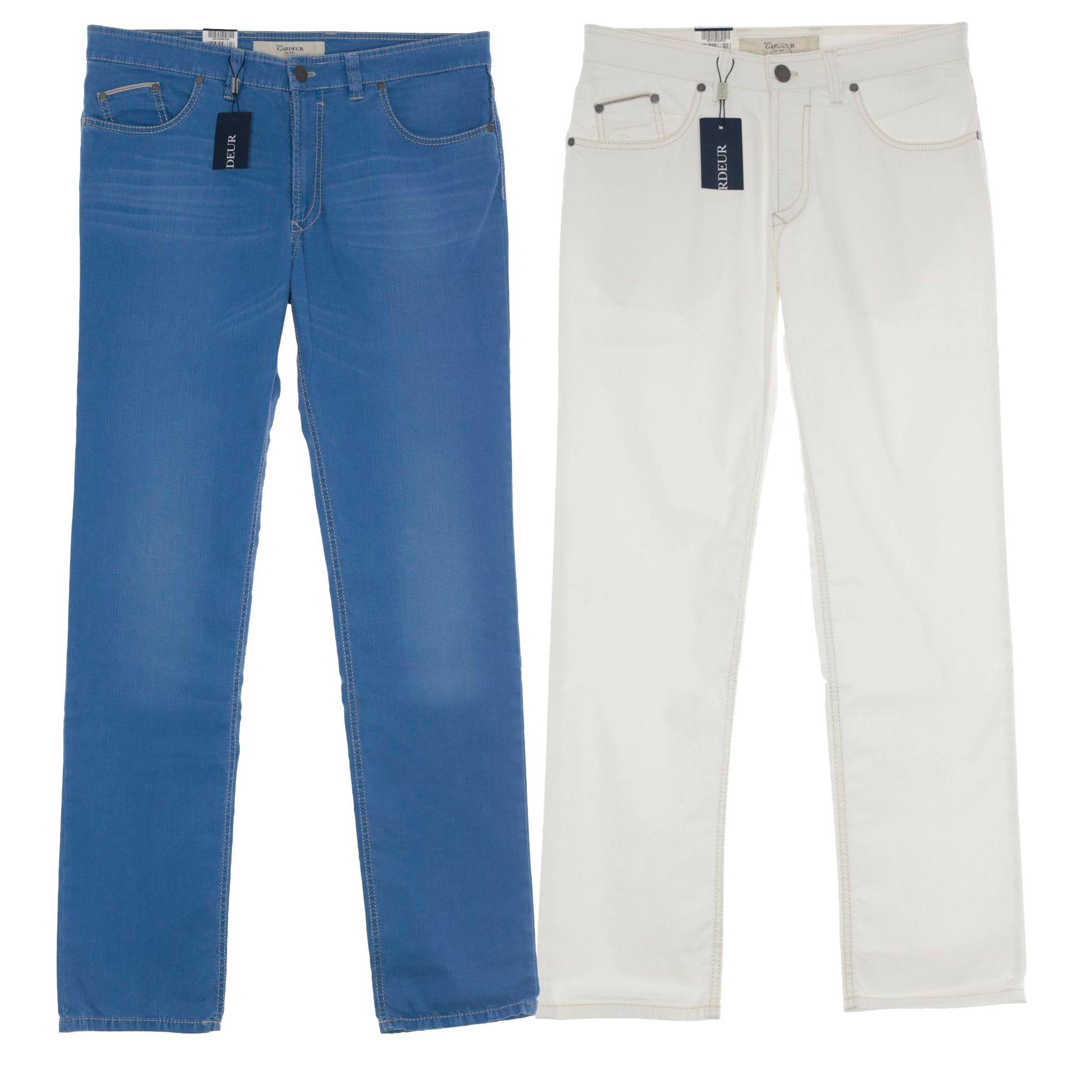 gardeur jeans bill herren stretch modern fit ebay. Black Bedroom Furniture Sets. Home Design Ideas
