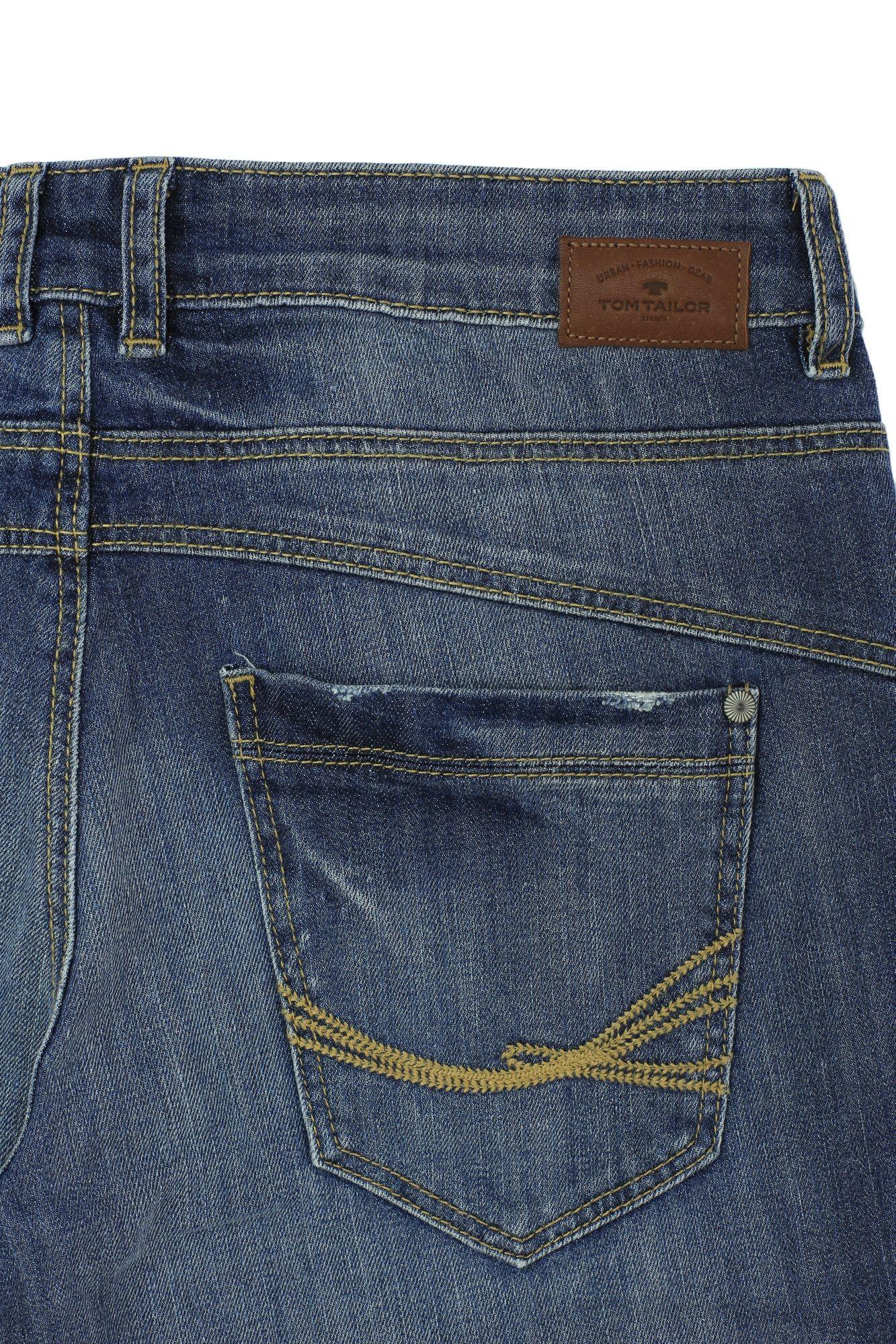 tom tailor jeans boyfriend damen stretch relaxed tarpered. Black Bedroom Furniture Sets. Home Design Ideas